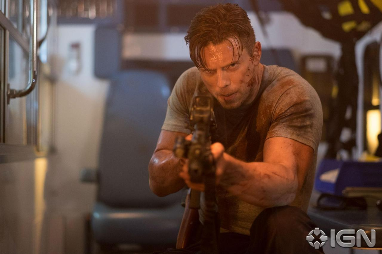 """WWE Superstar The Miz is Back in """"The Marine 5: Battleground"""" Now Available on Digital HD!"""