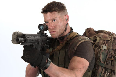 Chad Michael Collins: The Action Flix One to Watch!