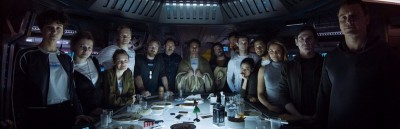 "The Prologue Short Film ""Last Supper"" Debuts for Alien: Covenant"