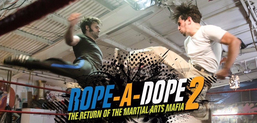 "The Action Fix of the Week is The ""Rope A Dope"" Saga from Eric Jacobus and Clayton Barber"