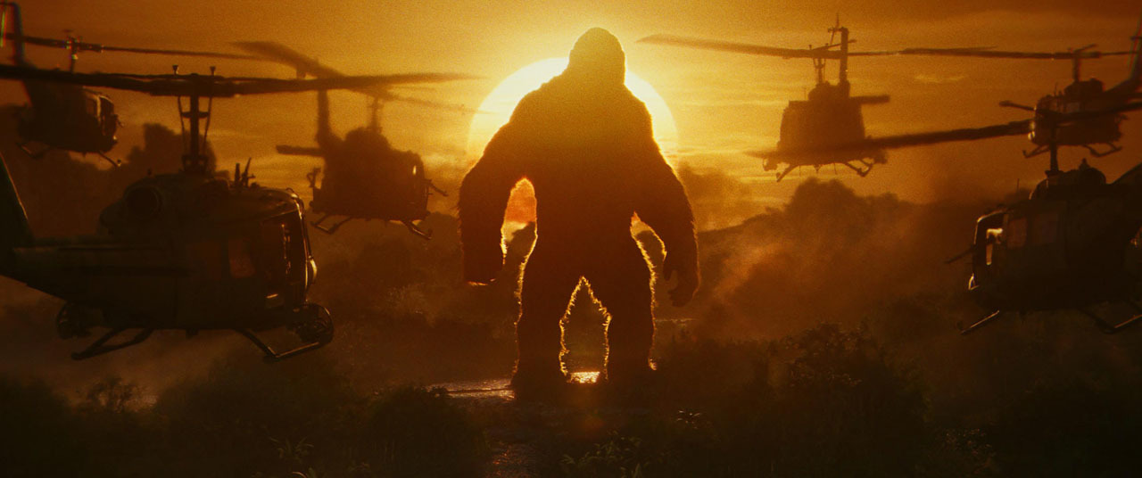 The Final Trailer for Kong: Skull Island Debuts!