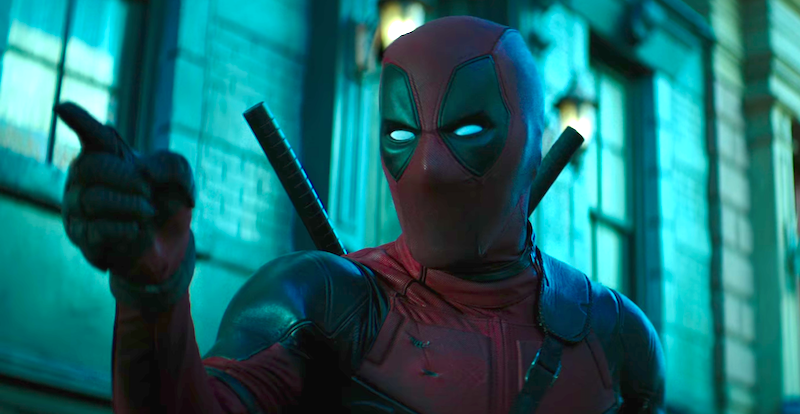 Deadpool is Late to the Rescue in the New Teaser Trailer for Deadpool 2!