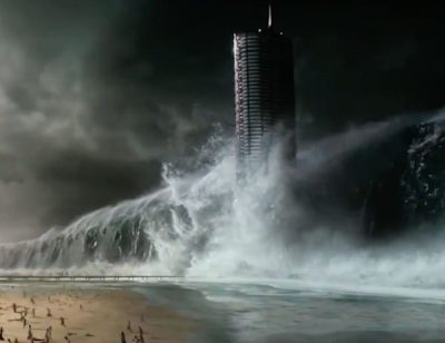 The New Trailer for Geostorm Starring Gerard Butler