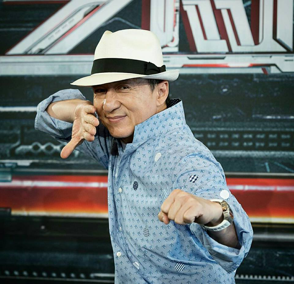 """Jackie Chan is Back in the Teaser for """"Bleeding Steel!"""""""