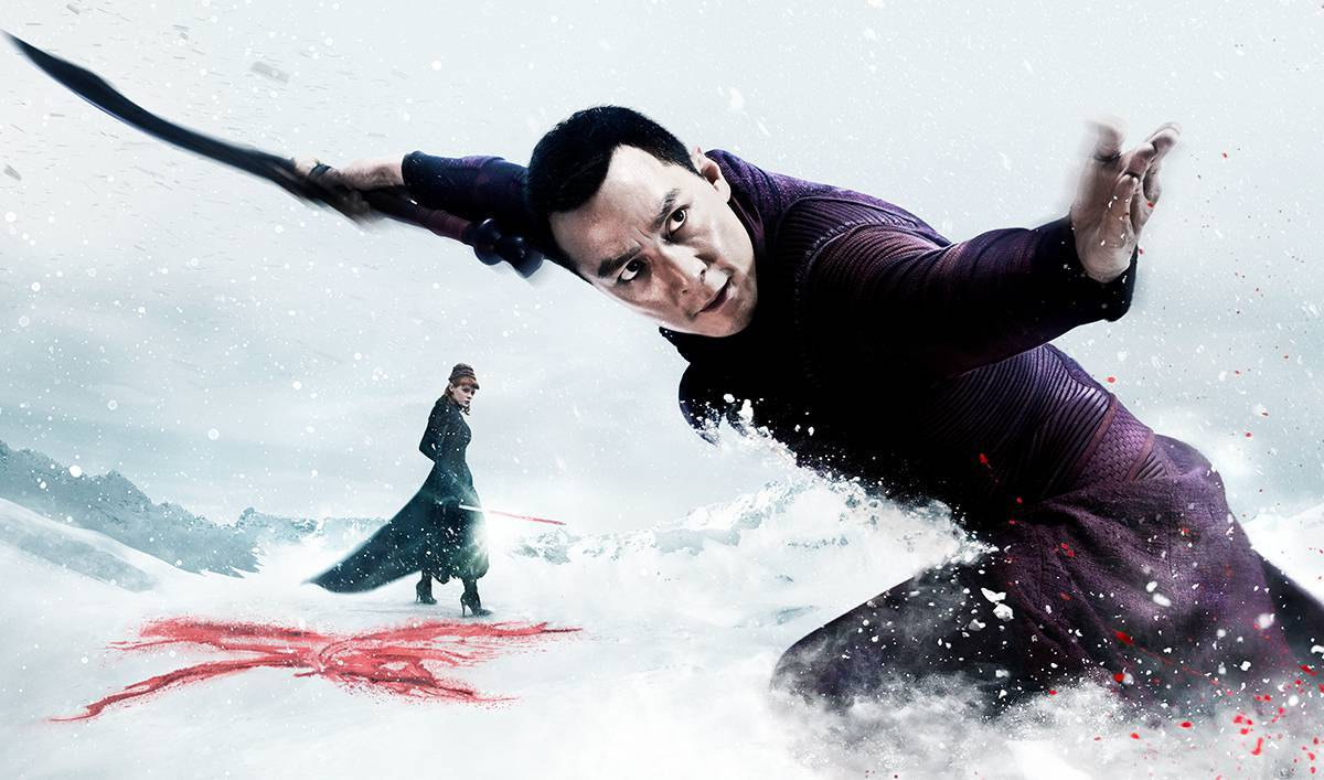 "AMC's ""Into The Badlands"" Season 2 Premieres this Sunday"