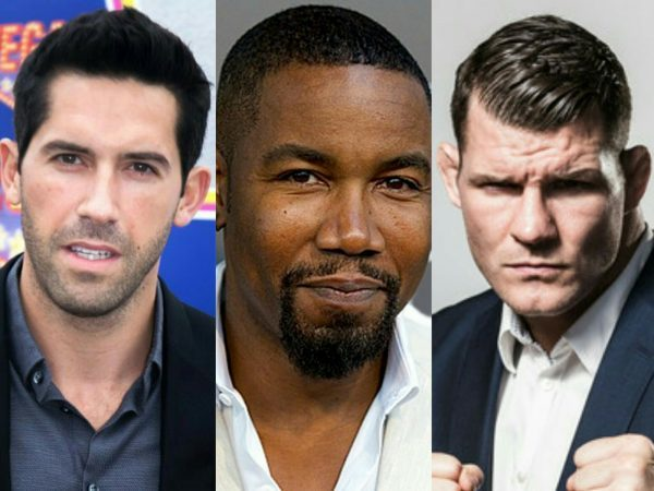 """Triple Threat"" Adds Scott Adkins, Michael Jai White, Michael Bisping and Director Jesse Johnson!"