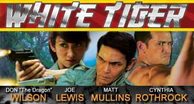 Death Fighter (A.K.A. White Tiger) Gets New Posters and Hopefully a Release Date Soon!
