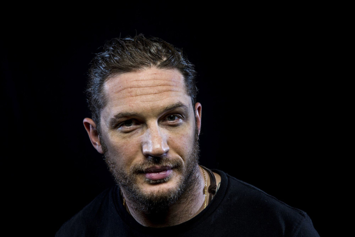 """Tom Hardy Enlists in Netflix's Navy SEAL Action-Thriller """"War Party"""""""