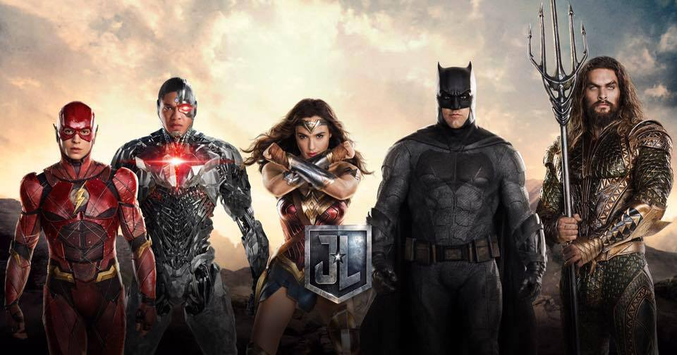"New Posters Debut for ""Justice League"" Ahead of the World Premiere for the Trailer Tomorrow!"