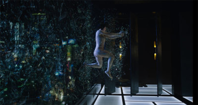 """Watch the First Five Awesome Minutes from """"Ghost In The Shell!"""""""