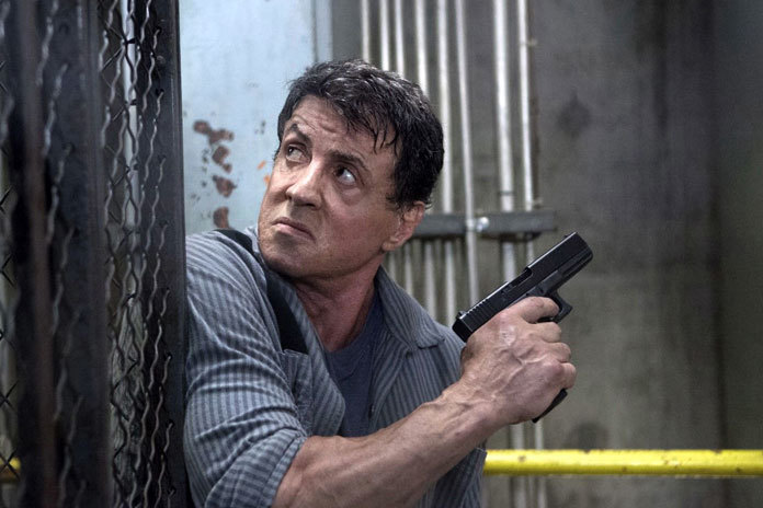 Stallone Reveals the Title for the Sequel to Escape Plan and More