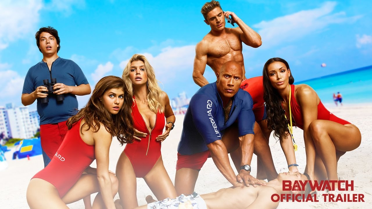 "The New Trailer for ""Baywatch"" Brings the Laughs!"