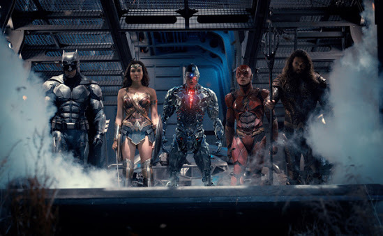 "Justice For All! The First Official Trailer for ""Justice League"" has Arrived!"
