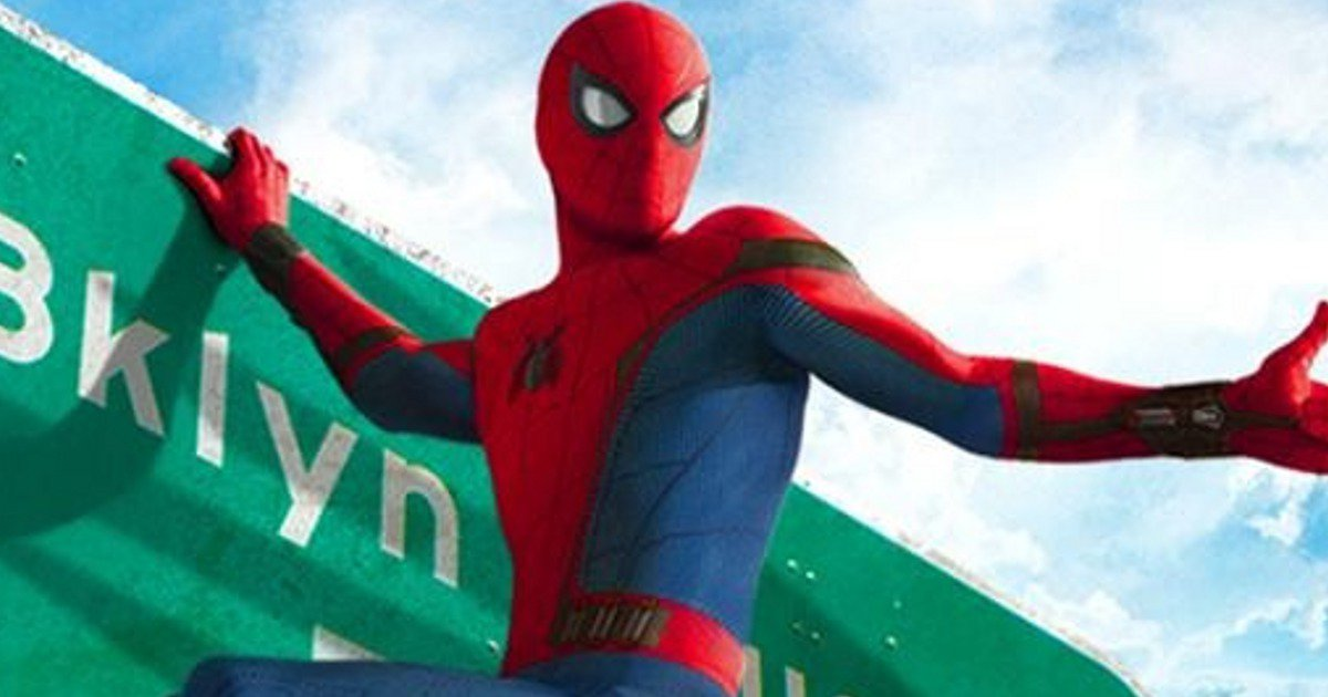 """New """"Spider-Man: Homecoming"""" Trailer Premieres Tomorrow!"""
