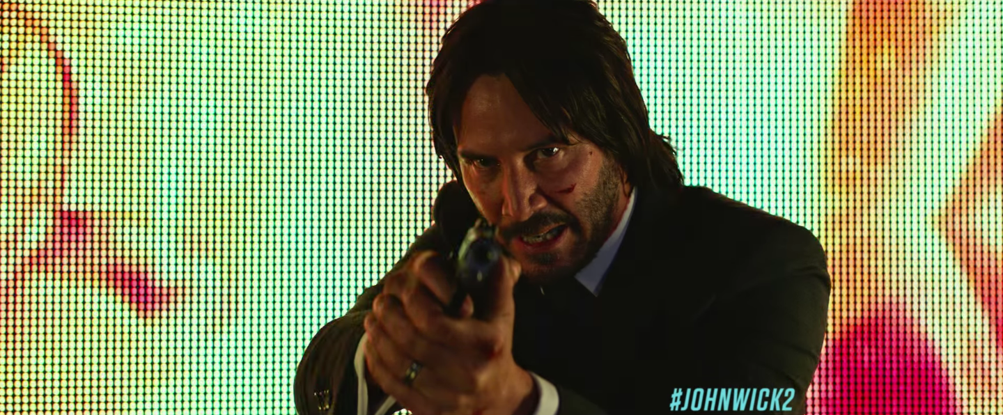"""""""John Wick: Chapter 2"""" Blu-Ray Details are Here!"""