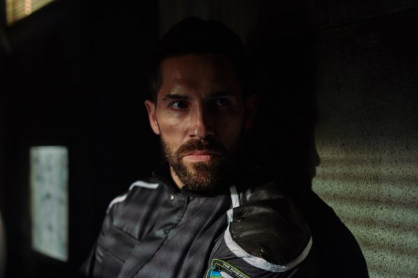 "Action Star Scott Adkins Set to Star in The Sci-Fi Action-Thriller ""Incoming"""