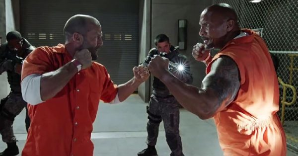 "Hobbs and Shaw Revving Up for ""Fast And Furious"" Spin-Off!"