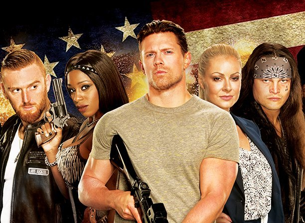 "Action-Flix Review: Mike ""The Miz"" Mizanin Hits the Target in ""The Marine 5: Battleground"