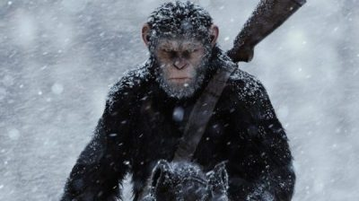 "The Apes Declare War in the New Trailer for ""War for the Planet of the Apes"""