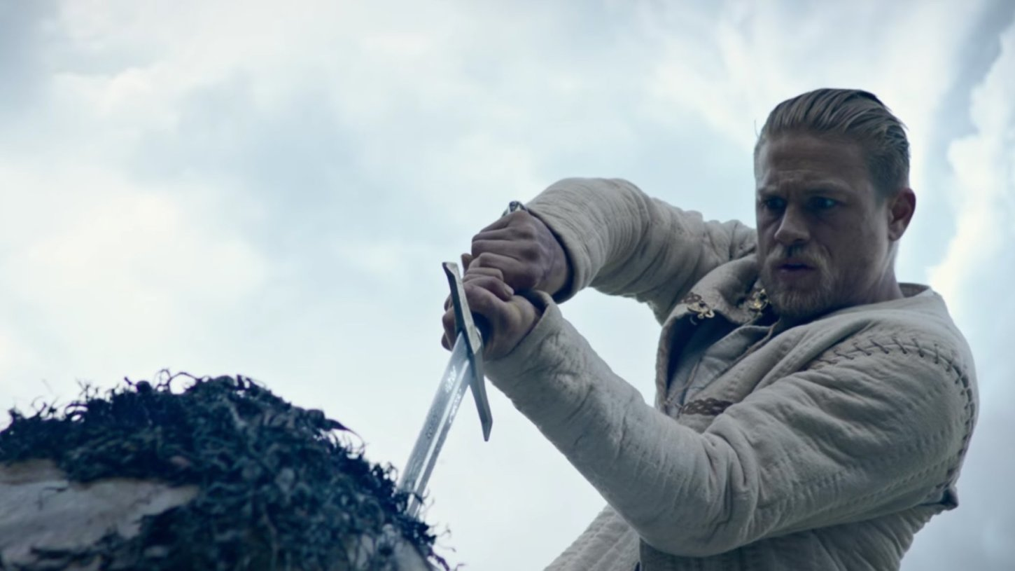 "The Final Trailer for ""King Arthur: Legend of the Sword"" has Arrived"