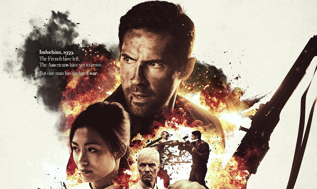 Scott Adkins' Brutal Action Epic SAVAGE DOG Hits Blu-Ray in Germany this Month