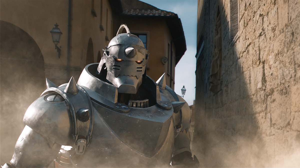 "The Teaser Trailer for the Live Adaptation of ""Full Metal Alchemist"""