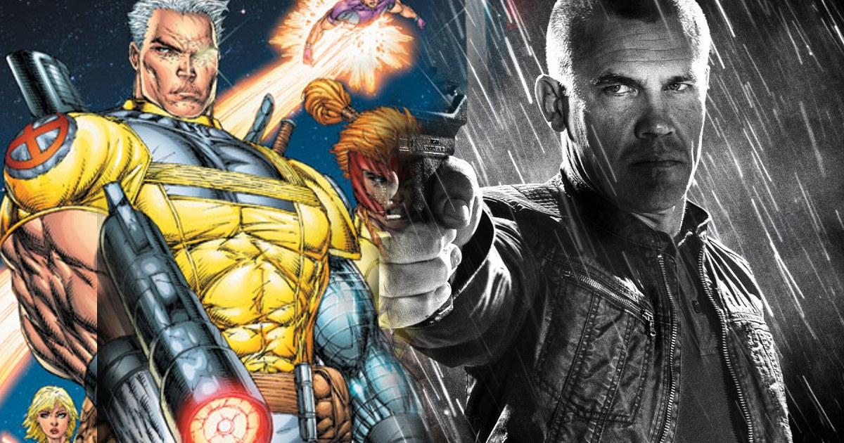 It's Official! Deadpool 2 has Found its CABLE in Josh Brolin!