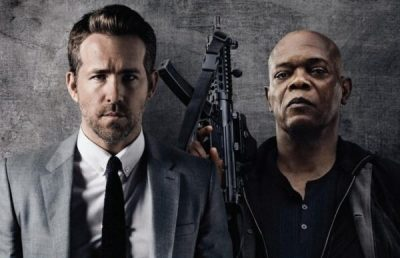 """Ryan Reynolds and Samuel L. Jackson Tear it Up in the Trailer for """"The Hitman's Bodyguard"""""""
