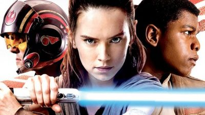 """May The Force Be With You! The Teaser Trailer and Poster for """"Star Wars: The Last Jedi is Here!"""