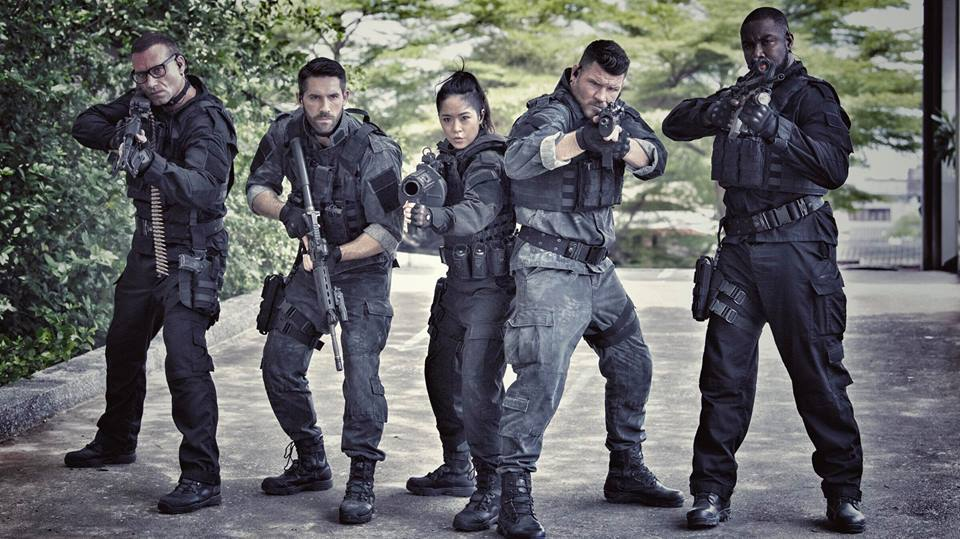 "The Best of the Bad Assemble as Shooting Begins on the Epic Action Ensemble Film ""Triple Threat"""