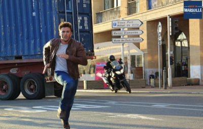 """Scott Eastwood Continues His Need For Speed in the Trailer for """"Overdrive"""""""