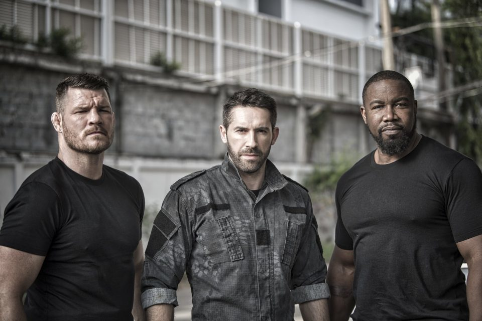 "Adkins, White & Bisping are Ready for Battle as New Photos Surface for ""Triple Threat"""
