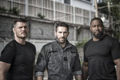 """Adkins, White & Bisping are Ready for Battle as New Photos Surface for """"Triple Threat"""""""