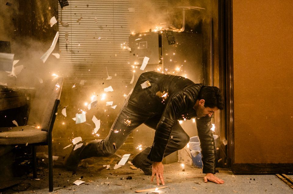 "The First Official Photo from ""Accident Man"" Starring Scott Adkins is Released!"