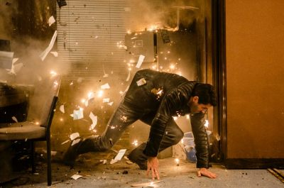 """The First Official Photo from """"Accident Man"""" Starring Scott Adkins is Released!"""