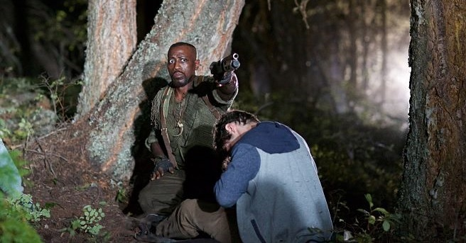 "Always Bet on Black! Wesley Snipes is Back this June in the New Sci-Fi Action-Thriller ""The Recall!"""