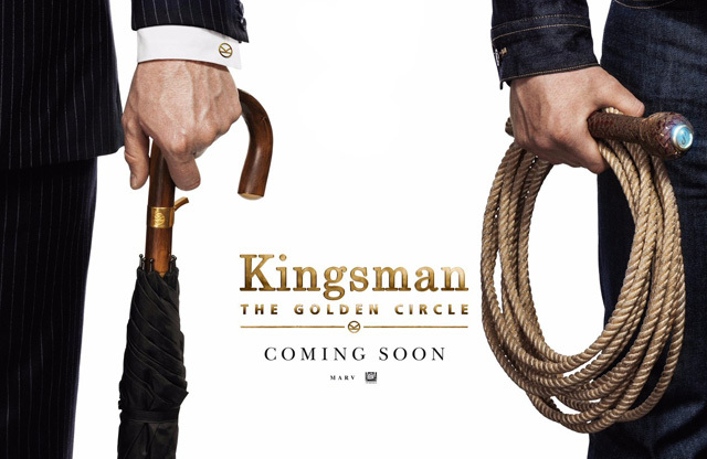 "The First Trailer for ""Kingsman: The Golden Circle"" Delivers the Action!"