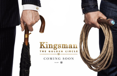 """The First Trailer for """"Kingsman: The Golden Circle"""" Delivers the Action!"""