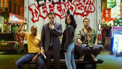 """The Defenders"" have Arrived in the Official Trailer!"
