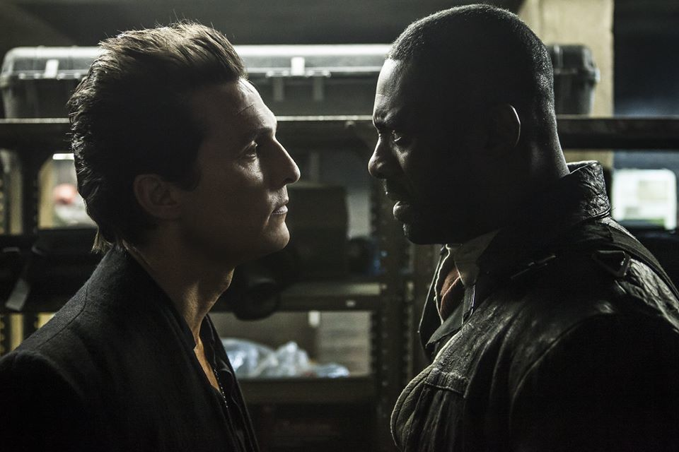 "Idris Elba Squares Off Against Matthew McConaughey in the First Trailer for ""The Dark Tower"""