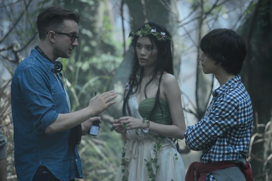 "Exclusive Interview: ""Enter The Warriors Gate"" Director Matthias Hoene"