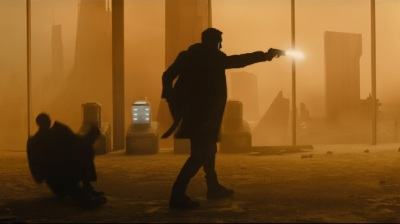 "The New Trailer Tease for ""Blade Runner 2049"" Ignites the Action"