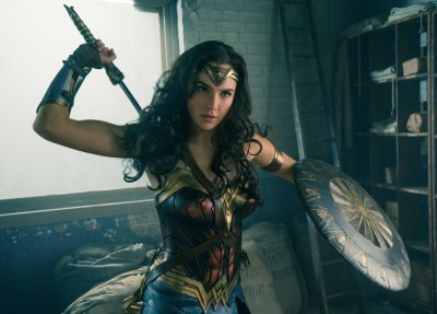 "Gal Gadot Brings It in the Final Trailer for ""Wonder Woman"""