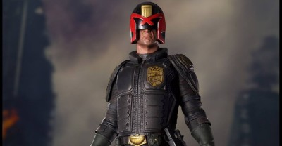 He is the Law! Judge Dredd is Coming to the Small Screen!