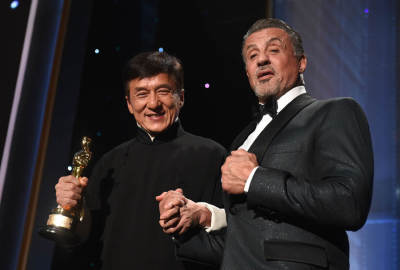 "Sylvester Stallone & Jackie Chan Teaming Up for the Action Film ""Ex-Baghdad!"""