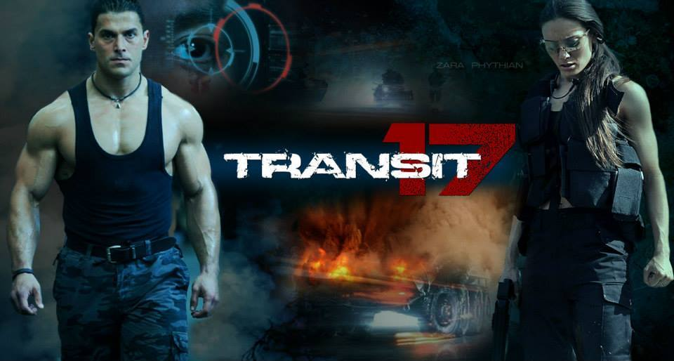 "Elite Soldiers Wage War on the Apocalypse in the New Teaser Trailer for ""Transit 17"""