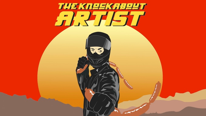 "KickStarter Campaign: ""The Knockabout Artist""- A Bad Ass Hollywood Action Movie"