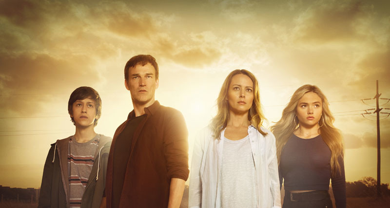 "The New Trailer for the Fox ""X-Men"" Show ""The Gifted"""