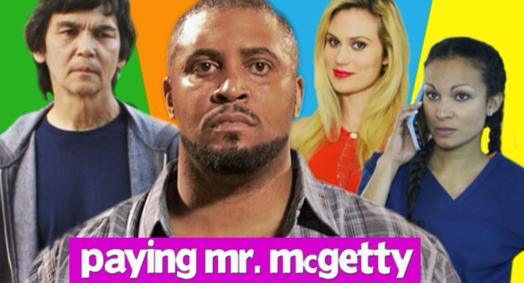 "Review: ""Paying Mr. McGetty"" Delivers an 80's VHS Comedy Vibe"