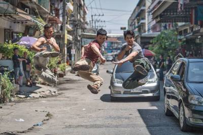 """Arclight Films Invades Cannes with the Action Ensemble Epic """"Triple Threat!"""""""